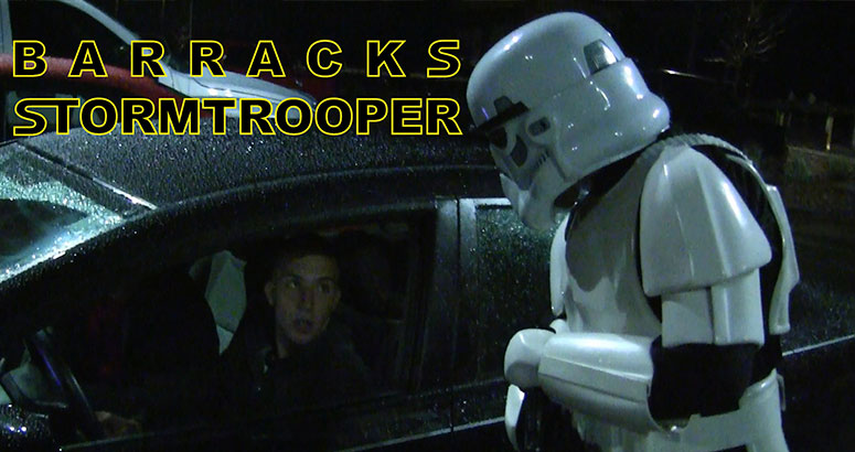 Barracks Stormtrooper - Power Out Run Around